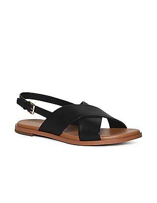 Cole Haan Black Fernanda Grand Sandals