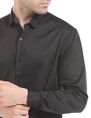 Geoffrey Beene Slim Fit Sateen Shirt