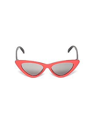 Unlimited Girls Colour Block Cateye Sunglasses