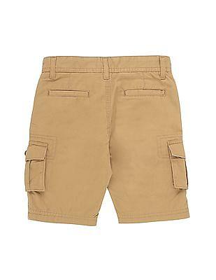 Cherokee Boys Cotton Cargo Shorts