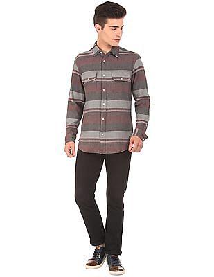 Aeropostale Flannel Check Shirt
