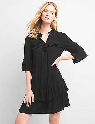 GAP Ruffle Tier Dress
