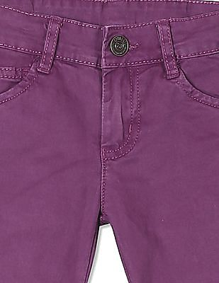 Cherokee Girls Slim Fit Cotton Stretch Jeans