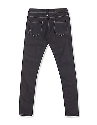 Flying Machine Women Twiggy Super Skinny Fit Rinsed Jeans