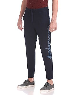 U.S. Polo Assn. Denim Co. Regular Fit Solid Joggers