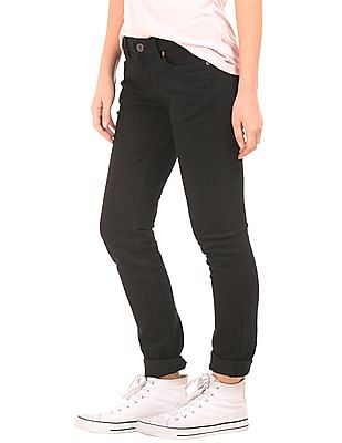 Aeropostale Low Rise Skinny Fit Jeans