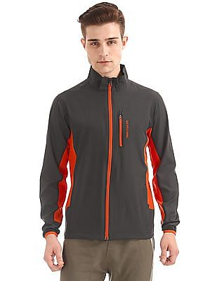 USPA Active Colour Block Active Jacket