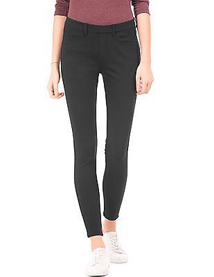 U.S. Polo Assn. Women Skinny Fit Knit Pants