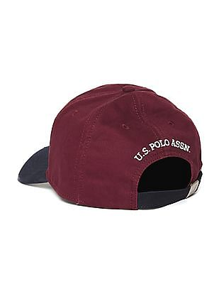 U.S. Polo Assn. Colour Block Twill Cap