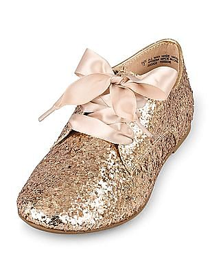 The Children's Place Baby Girl Oxford June Shoes