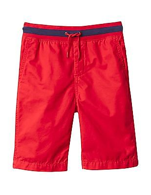 GAP Boys Pull On Twill Shorts