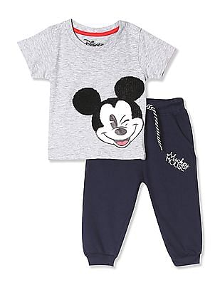 Colt Assorted Boys T-Shirt And Joggers Set