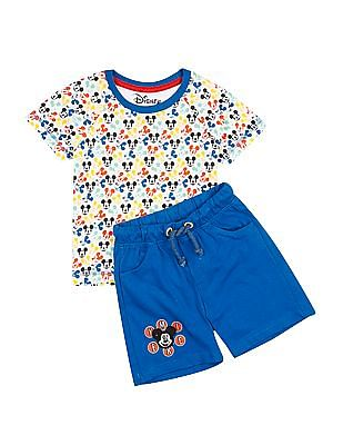 Colt Boys T-Shirt And Shorts Set