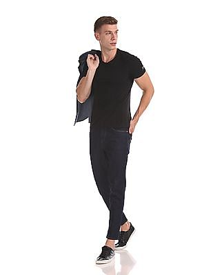 Flying Machine MJ Mankle Slim Fit Mid Rise Jeans
