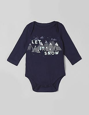 GAP Baby Graphic Print Bodysuit