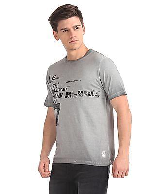 Cherokee Slim Fit Graphic T-Shirt