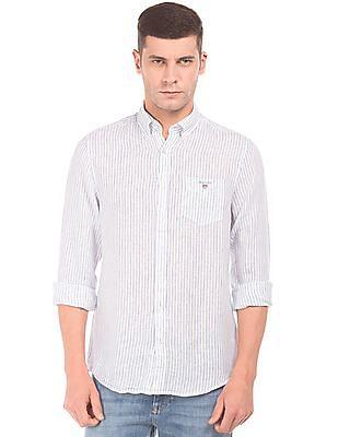 Gant Striped Linen Shirt