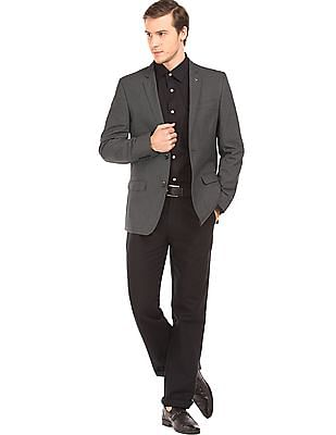 Arrow Regular Fit British Style Blazer