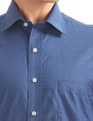 Arrow Regular Fit Patterned Shirt