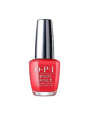 O.P.I Infinite Shine Longwear Lacquer - Cajun Shrimp