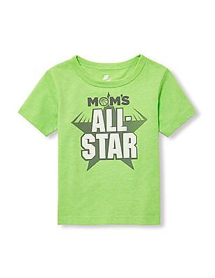 The Children's Place Toddler Boy Place Sport Short Sleeve Graphic Top
