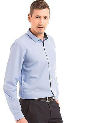 Excalibur Long Sleeve Slim Fit Shirt