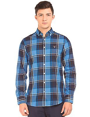 Gant Button-Down Check Shirt