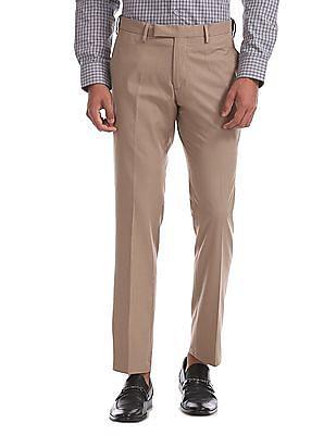 USPA Tailored Slim Fit Autoflex Trousers