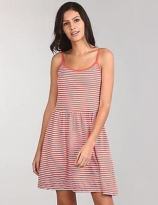 GAP Stripe Cami Dress
