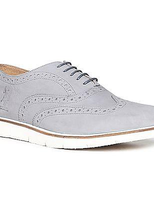 U.S. Polo Assn. Wingtip Oxford Shoes