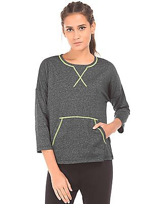 SUGR Grindle Knit Active Top