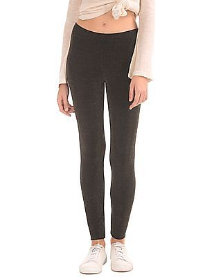 Aeropostale Embellished Stretch Leggings