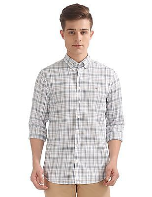 Gant Button Down Collar Check Shirt