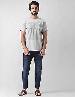 True Blue Modern Fit Stone Washed Jeans