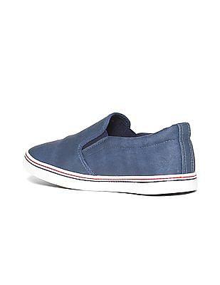 U.S. Polo Assn. Canvas Slip On Shoes