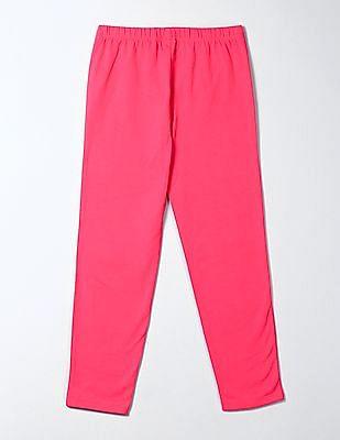 GAP Girls Pink Cropped Leggings