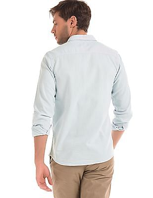 Cherokee Slim Fit Cotton Shirt