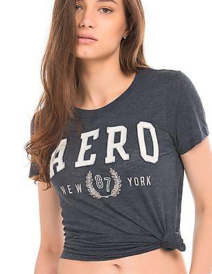 Aeropostale Regular Fit Graphic T-Shirt