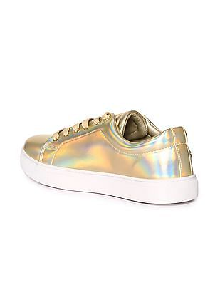 Stride Stud Embellished Low Top Sneakers
