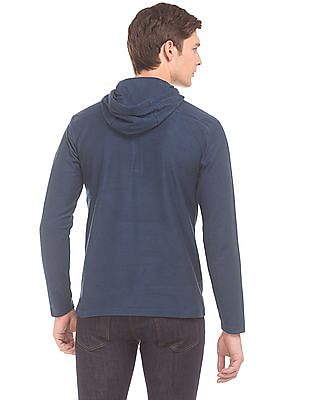 Cherokee Hooded Zip Up Sweatshirt