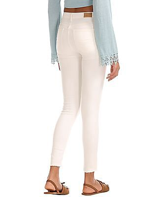 Aeropostale Jegging Fit High Rise Jeans