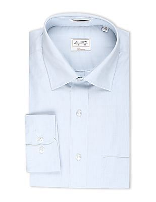 Arrow Regular Fit Solid Shirt