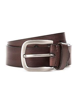 Cherokee Leather Belt
