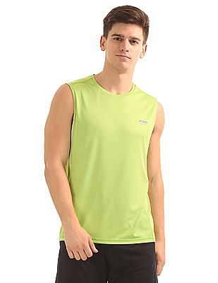 USPA Active Mesh Panel Active Muscle T-Shirt