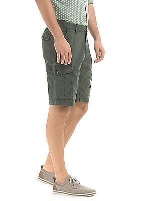 U.S. Polo Assn. Denim Co. Twill Slim Fit Cargo Shorts