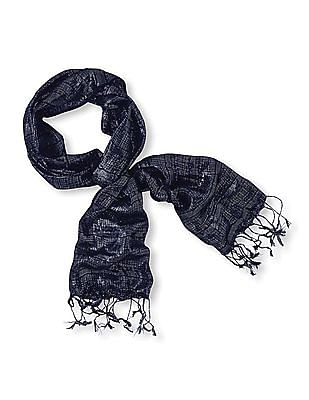 The Children's Place Girls Metallic Woven Scarf