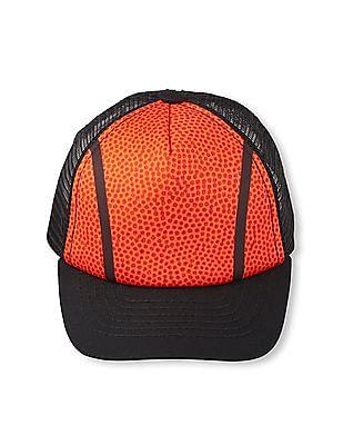 The Children's Place Toddler Boy Basketball Baseball Cap