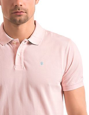 Izod Slim Fit Pique Polo Shirt