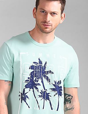 GAP Summer Surf Graphic Tee