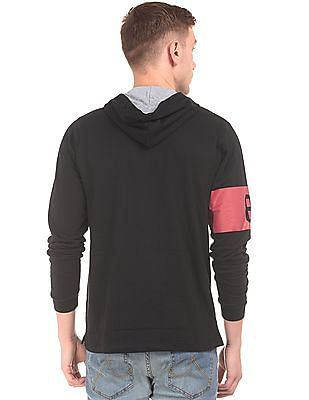 Colt Long Sleeve Hooded Sweatshirt